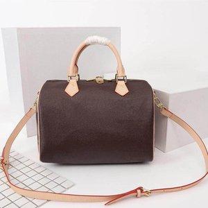 Frau Handtasche Luxusmarke Speedy 30 25 Designer-Taschen Hohe Qualität Kissen Modell N40391 N40390