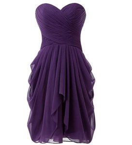 Brassiere tie wedding dress dress 2020 new fashion personality wave skirt Bridesmaid Dress3SUP
