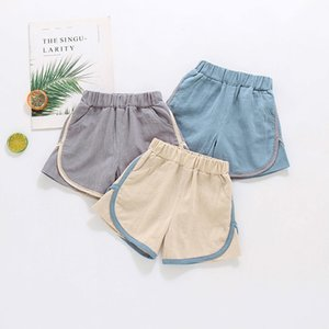Baby Girls Pants Patchwork Kids Girls Pants Casual Style Pants Kids Summer Children's Clothes 210412