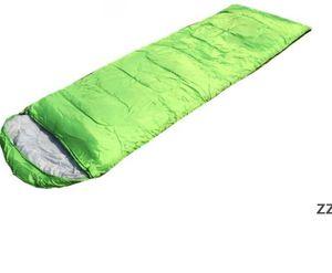 Outdoor Sleeping Bags Warming Single Sleeping Bag Casual Waterproof Blankets Envelope Camping Travel Hiking Blankets Sleeping Bag HWD10061