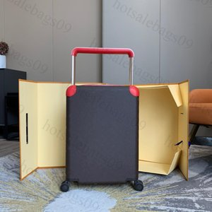Travel Suitcases Luggage Fashion luxury Classic Men Women Trunk Bag Flowers Letters print Baggage Trolley case Spinner Universal Wheel Duffel Bags