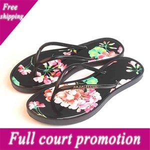 Jiajiale Nouveaux Sandales d'été Dame Fashion Flip Flop
