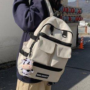 Fashion Women Backpack Laptop Mochila Cow Print School Bag Teenager Girl Bookbag Rucksack Femal Leisure Travel Bagpack
