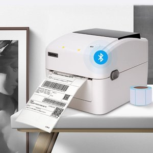 Printers 152mm s Thermal Label Printer 25mm-115mm Barcode Support Qr Code