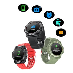 FD68 Smart Watch bracelet Wristbands Bluetooth Heart Rate Blood Pressure Monitor Fashion Health Reminds Ultra-long Standby Sports Watches