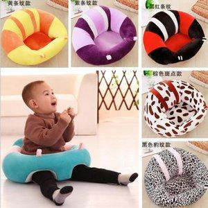 Newborns Dining Chairs Portable Infant Support Soft Seat plush Car Seats Pillow Cushion cartoon Baby Sofa