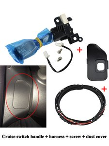 2013-2018 Cruise Control Switch Kit for Toyota AVALON Camry VENZA 45186-06250-C0 84632-34011
