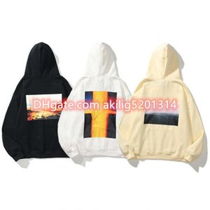 21ss 5Fashion Brand hip-hop Street men and women hoodie fashion casual trend pullover mens tracksuit men's clothing women's dresses Size S-XL
