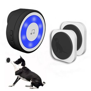 Doorbells Yiroka Wireless Dog Doorbell Puppy Toilet Trainer 4 Modes To Choose From 20 Music Melodies Ip65 Waterproof Touch Bell