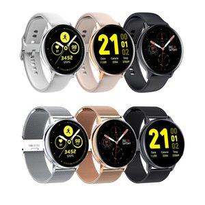 S30 Smart Watch Men Women Full Touch Screen ECG IP68 Waterproof Heart Rate Blood Pressure Body temperature fitness tracker Smartwatch