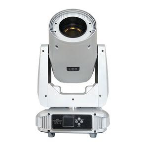 White-housing BSW250 light Moving head LED 250W 3in1 sharpy beam wash stage lighting DJ DMX equipment