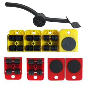 Furniture Lifter Mover Tool Set Lifting Wheels With Heavy Moving Sliders For Sofas Couches Professional Hand Sets