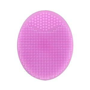 Yumuşak Yüz Fırçası Yüz Peeling Fırçası Silikon Temizleme Pedi Yıkama Yüz Yüz Peeling Fırçası Spa Cilt Scrub Temizleyici Aracı 578 S2
