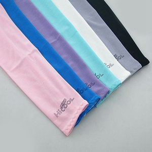 Cooling Arm Sleeves Cover Sun Block Anti UV Protection Sleeves Outdoor Sports Cycling Arm Sleeve CYZ3056