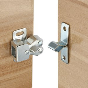 1PCS Door Stop Closer Stoppers Damper Buffer Magnetic Cabinet Catches For Wardrobe Hardware Furniture Fittings