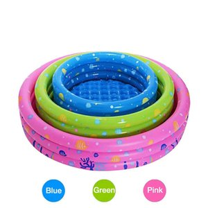 Portable Indoor Outdoor Baby Swimming Pool Inflatable Children Basin Bathtub kids pool baby Ocean ball pool Toys for Children X0710