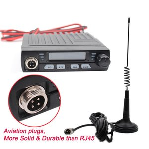 Walkie Talkie Ultra Compact Mini Mobile AE-6110 CB Radio For Europe 8W 26MHz 27MHz AR-925 Citizen Band 25 28 29 30MHz Shortwave 10 Meter