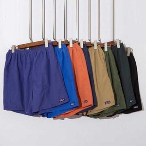 PATAGONIA! Summer Casual High Qualit Shorts Outdoor running quick-drying men's and women's Knee Length 7colore su_yw