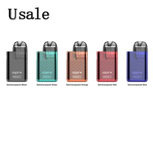 Aspire Minican+ Pod Kit Built-in 850mAh Battery with 3ml Cartridge 0.8ohm Mesh Coil Draw-activated Vape System 100% Original
