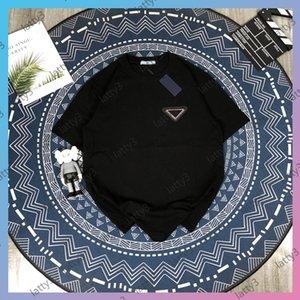 Women Designers T Shirts Tops 2021 Luxurys Designer Woman T Shirt Short Sleeves Summer Lady Tops Tees Brand Fashion Pure Cotton Tee