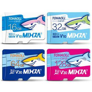 MIXZA HY Original Memory Card 256GB 128GB 64GB U3 80MB S 32GB sd card Class10 UHS-1 flash card Storage Memory TF SD Cards