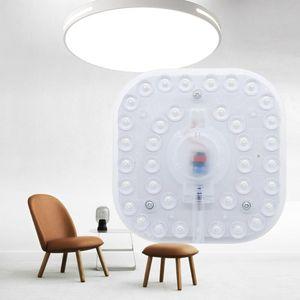 Bulbs LED Ceiling Light 12W 18W 24W 36W 2835 Panel Directional Downward 220V For DIY Tube Surface Mount