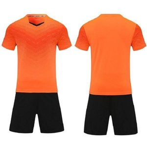 20 21 Custom Blank Soccer Jersey Uniform Personalized Team Shirts with Shorts-Printed Design Name and Number 11111