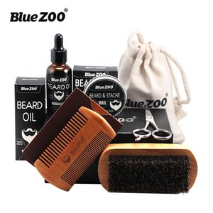 Luxurious Razor bush kit Men's Shaving set comb+Brush