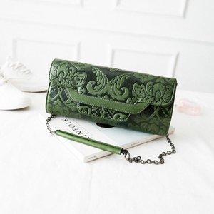 Леди сумка Высокое качество PU ткани китайский стиль тиснение