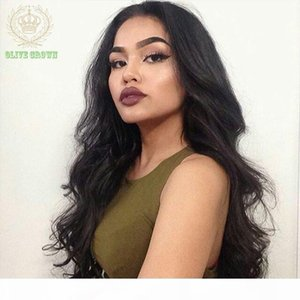 Body Wave Full Lace Wigs Human Hair Lace Front Wig Virgin Brazilian Remy Hair Front Lace Human Hair Wigs For Black Women