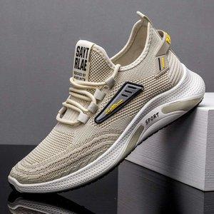 Sneakers pour hommes et femmes légères Chaussures Casual Chaussures de course respirantes Sneaker Sneaker Homme Tennis Tennis Mens Designer Chaussure