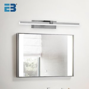 Wall Lamps Bathroom Lamp Led Lights Mirror AC90-265V Waterproof Sconce For Light Fixture