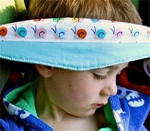 Ayarlanabilir Bebek Araba Koltuğu Yeni Kafalık Uyku Başkanı Destek Pedi Kapak Çocuklar için Seyahat İç Aksesuarları Çocuk Emniyet Kemeri 831 X2