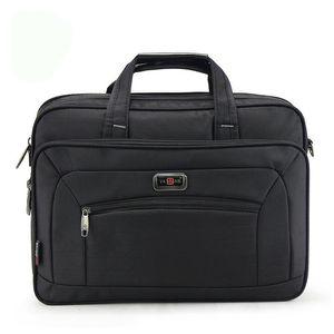 HBP15 بوصة ماركة ماء النايلون الرجال حقيبة السفر حقيبة السفر الكمبيوتر المحمول حقيبة bolsa masculina q0112