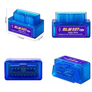 obd diagnostic scanner for car automotive scanner Mini V2.1 ELM327 OBD2 ELM 327 Bluetooth Interface Auto Car Scanner