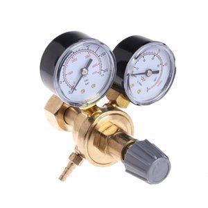 0-30Mpa Argons CO2 Mig Tig Flow Meter Gas Regulators Flowmeter Welding Weld Gauge Argon Regulator Pressure Reducer