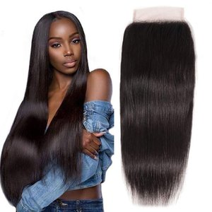 Low Price 100% Mink Brazillian Human Hair Weaves Straight Body Loose Deep Water Wave Jerry Kinky Curly Unprocessed Brazilian Peruvian Indian Bundles with 4x4 Clsoure