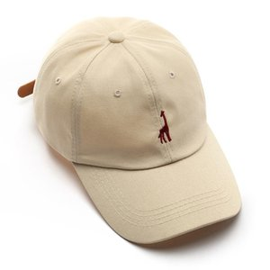 2020 Best Sleckton 100% algodón gorra de béisbol para mujeres y hombres Visores de moda de verano Cap Boys Girls Hip Hop Casual Snapback Hat Casquette