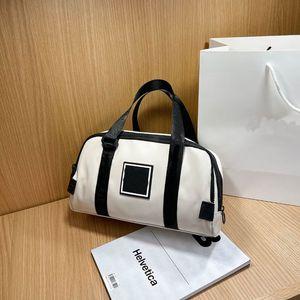 العلامة التجارية حقيبة يد القماش الخشن السفر رسول حقيبة عالية الجودة الرجال والنساء في الهواء الطلق الأمتعة مصمم الرياضة حمل الحقائب