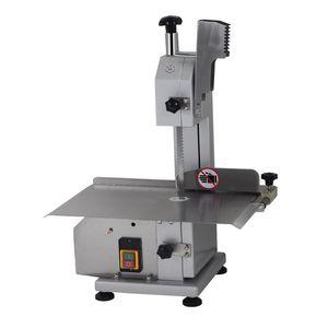 Meat Grinders Jamielin Full Automatic Table Bone Cutting Machine Sawing Bones Trotters,  Meat, Steak Slicing 650W
