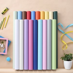 Self Adhesive Wallpaper Sticker Rolls for Bedroom Living Room Furniture Kitchen Contact Paper Waterproof Wall Papers Home Decor