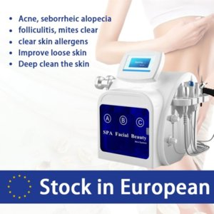Ship from EU & NO TAX Microdermabrasion And Diamond Peel Dermabrasion Micro Crystal Dermabrasion Skin Peeling Facial Machines Scar Removal #013