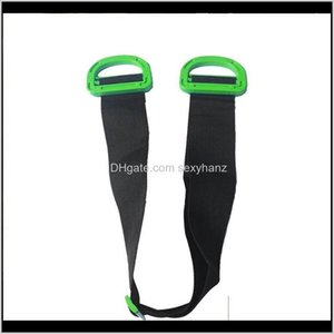 Yarn Clothing Fabric Apparel Drop Delivery 2021 Portable Labor-Saving Lifting Furniture Heavy Moving Belt Rope Carry Artifact House Carrying