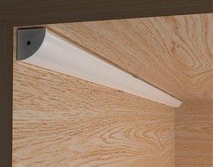 high Quality LED bar light with smd2835 strips inside DC12V 24V 2700K 4000K 6000K for options