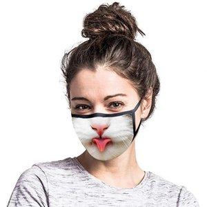 Уборка многоразового DHL предотвратить распылитель бесплатно в и шелковую женщину для дизайнера Adlut хлопка маска 3D пылезащитные инструменты маски подходят мультфильм KNKKOC Z7CC