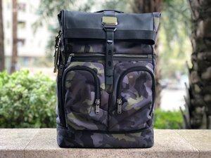 2021 mens travel bag sport backpacks tuming alpha bravo lance series nylon lark men's business computer bags Tumi backpack