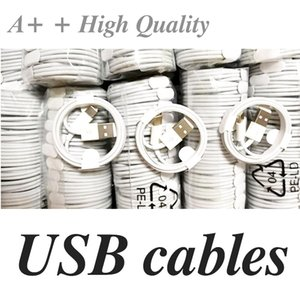 High speed USB-C cables 1M 3ft 2M 6ft Fast Charging Type C Cable Charger for Samsung Galaxy S8 S9 S10 note 10 Universal Data Charg Adapter Cell Phone