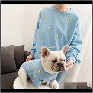 Apparel Parentchild Dog French Bulldog Coat Jacket Pet Clothing Pug Clothes For Dogs Costume Outfit Ropa Perro 6Cqea Hqjp5