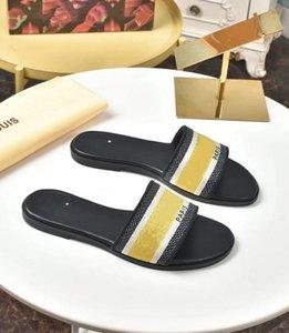 2021 дизайнерские женские сандалии дамы роскошь натуральная кожа H тапочки плоский обувь Оранжевые сандалии свадебные ботинки с коробкой размером 35-43