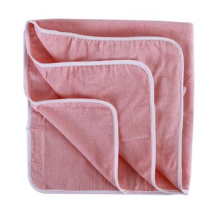 Towels & Robes Baby Saliva Gauze Wash Face Of Cloth One Piece 90*90 Cm Cotton Born Handkerchief Pure Wipe Soft Towel